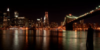 Manhattan Skyline  NYC